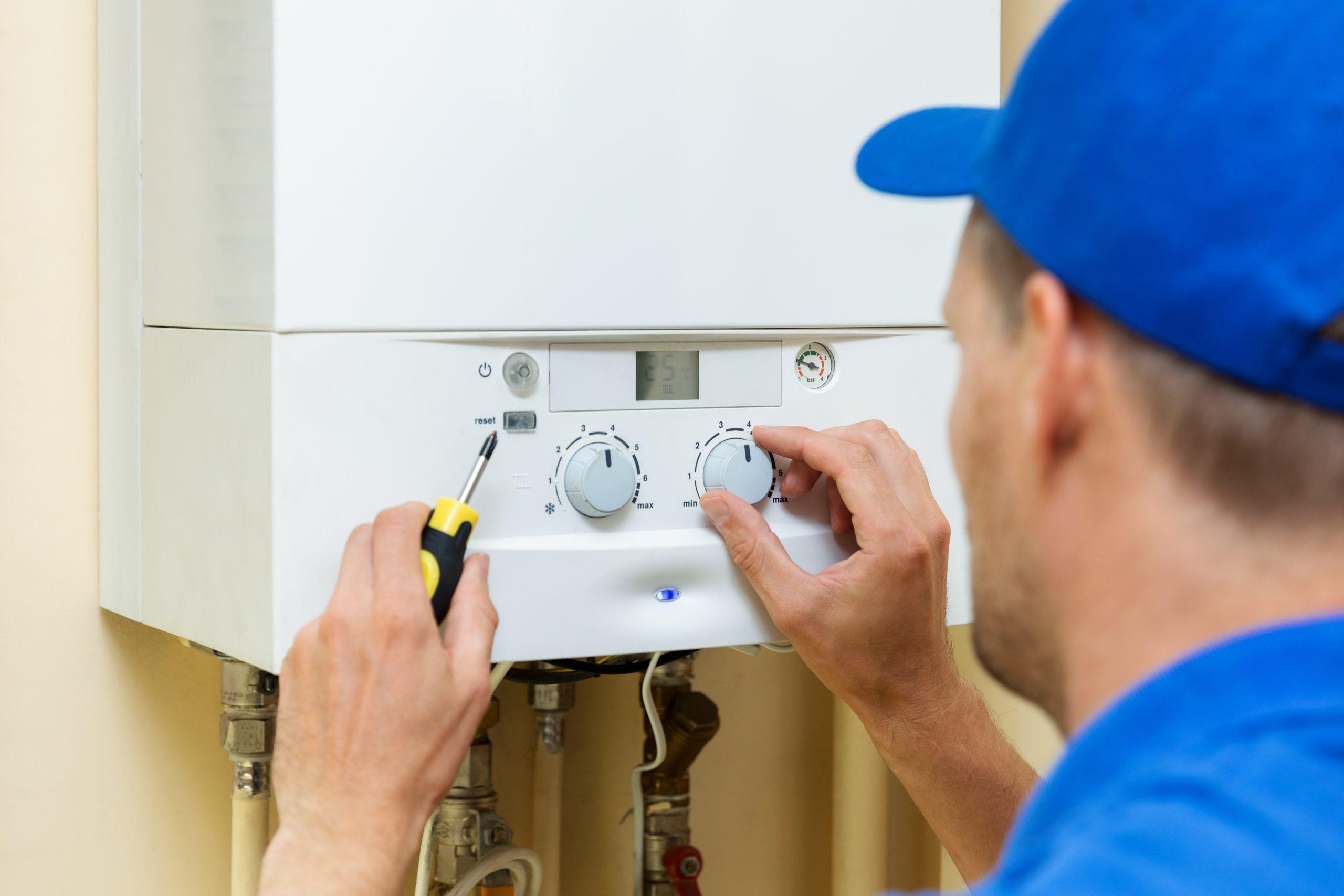 home boiler installation