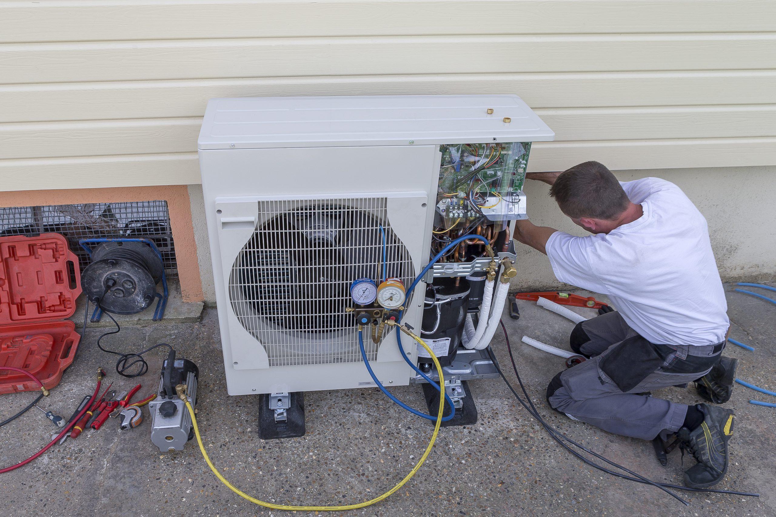 st louis heat pump repair