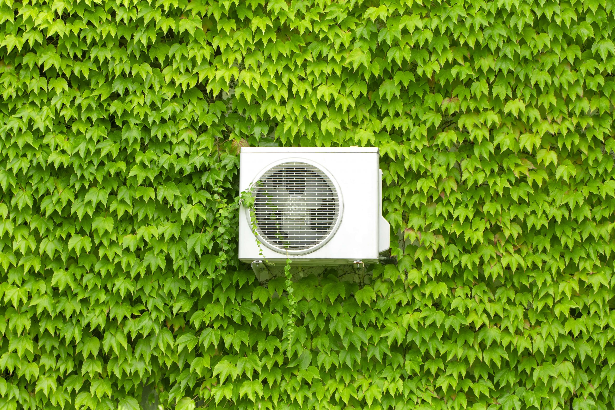 green energy efficient heating and cooling systems