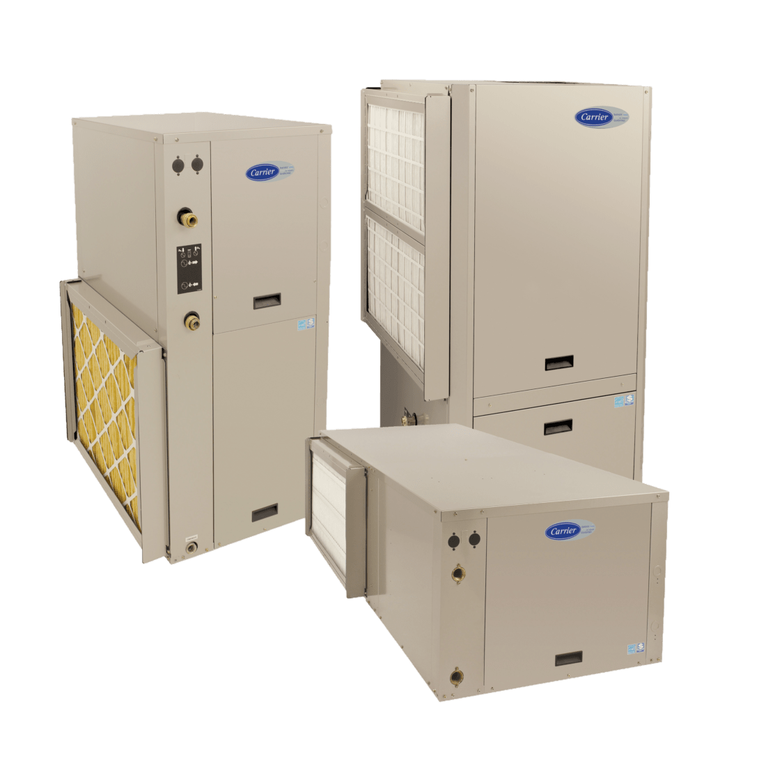carrier infinity geothermal heat pump system