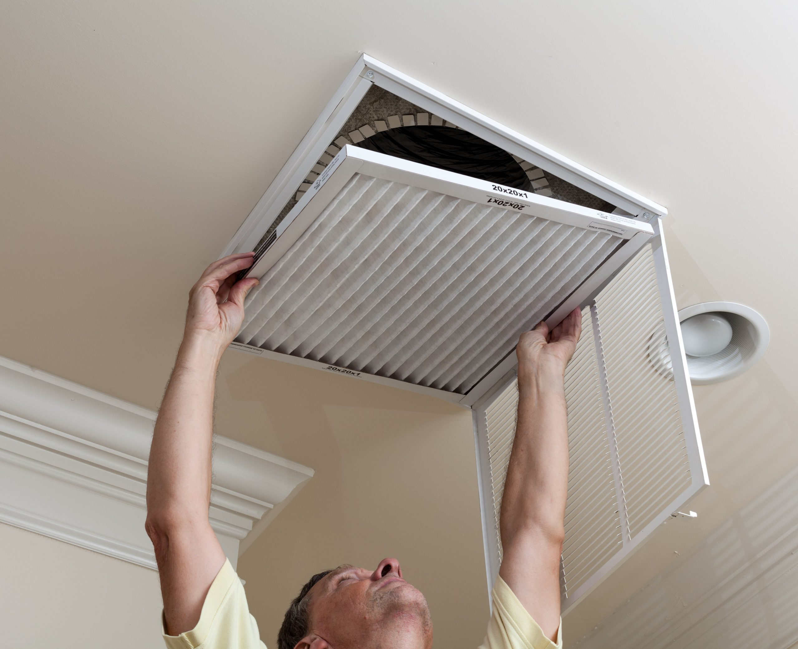 replace your air conditioning filter