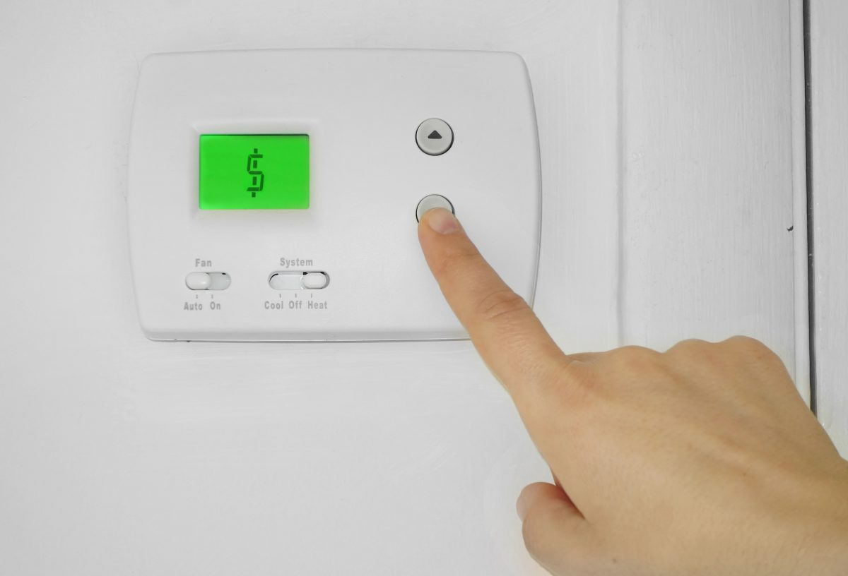 save money on your heating and cooling bills