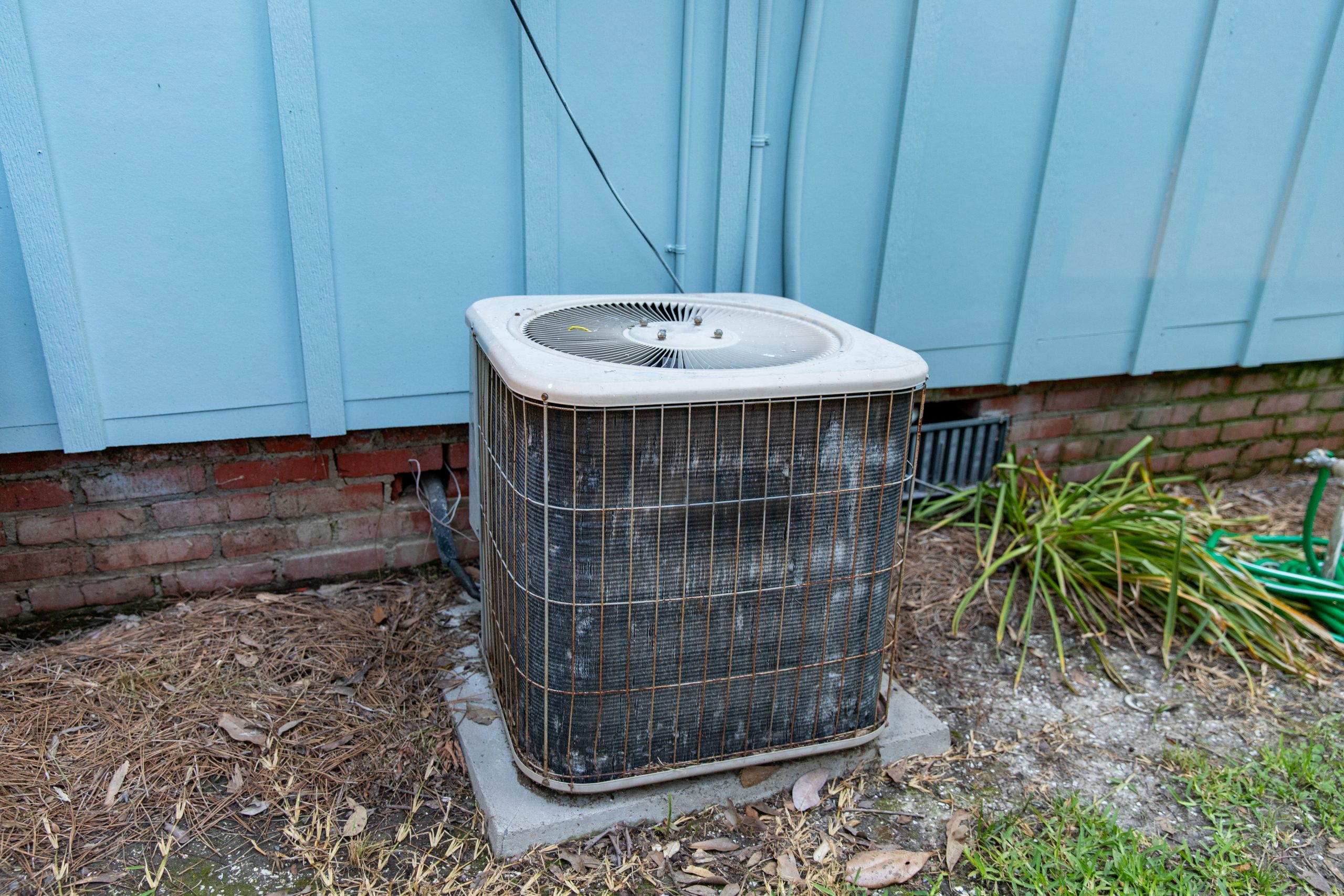 time for air conditioner replacement