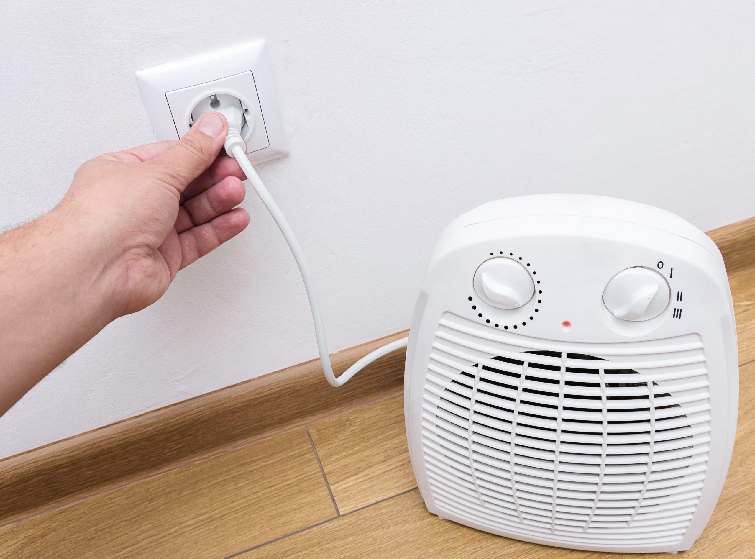 dangers of space heaters